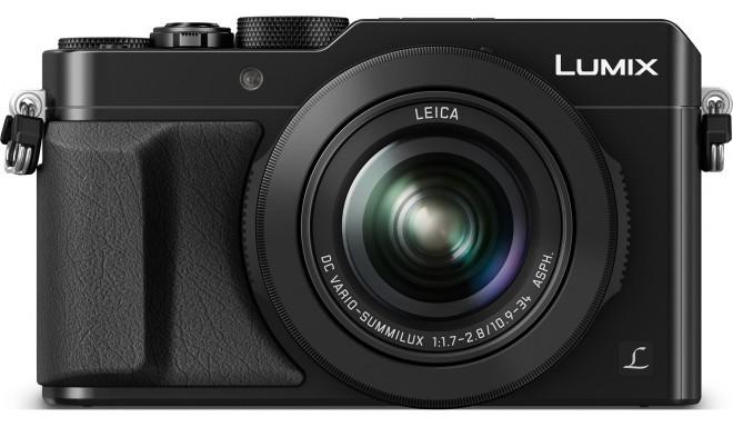 Panasonic Lumix DMC-LX100, чёрный