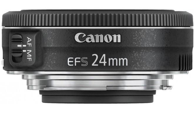 Canon EF-S 24mm f/2.8 STM objektiiv