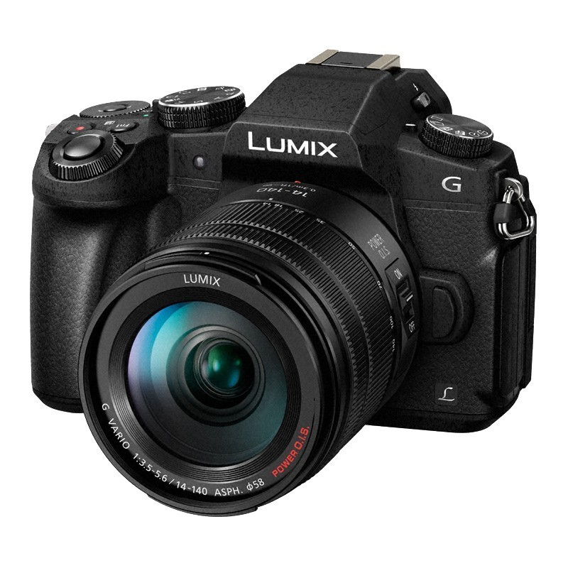 Panasonic Lumix DMC-G80 + 14-140mm Kit