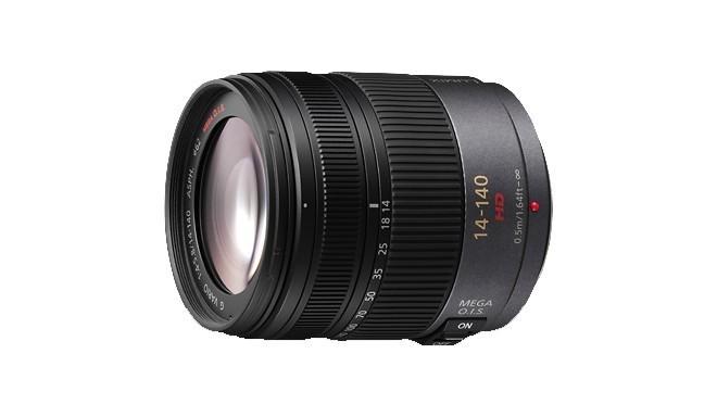 Panasonic Lumix G Vario HD 14-140mm f/4.0-5.8 ASPH MEGA O.I.S objektiiv