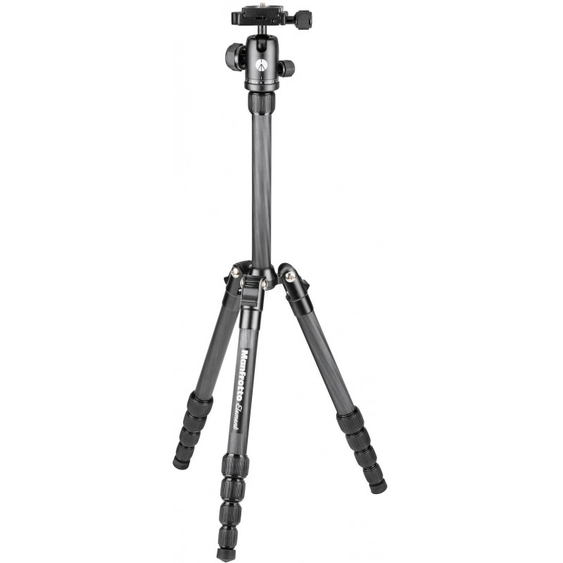 Manfrotto statiiv Element Traveller Carbon Small MKELES5CF-BH