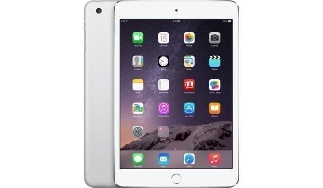 Apple iPad Mini 3 16GB WiFi A1599, серебристый