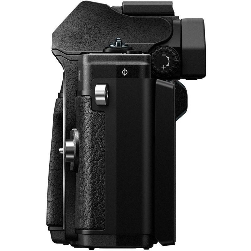 Olympus OM-D E-M10 Mark III + Tamron 14-150mm, black