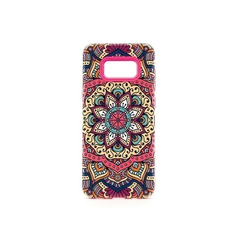 933f531b683 X-One kaitseümbris Samsung Galaxy S8+ Mandala, roosa (103497 ...