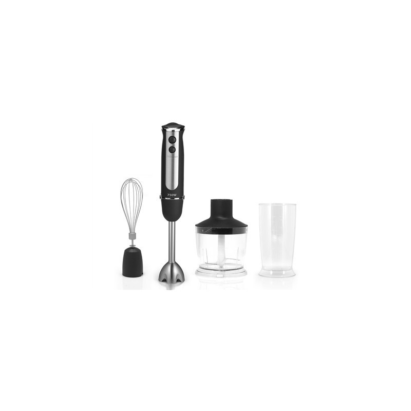 Tristar Hand Blender Mx 4165 Black Silver Mixers
