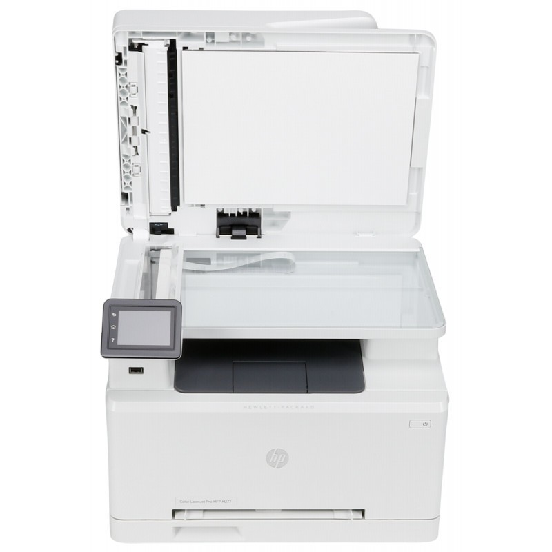 Color laserjet pro Mfp M277dw Repair Manual Memory Error 49