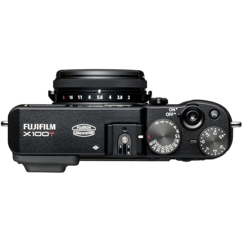 Fujifilm X100T, must