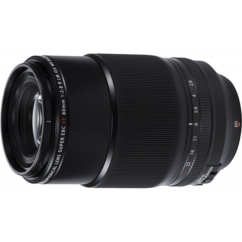 Fujinon XF 80mm f/2.8 R LM OIS WR Macro objektiiv