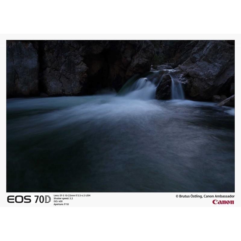 Canon EOS 70D + Tamron 17-50mm f/2.8