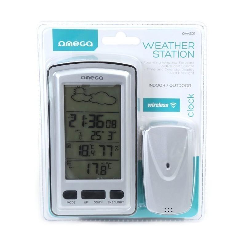 Digital Weather Station : Omega digital weather station