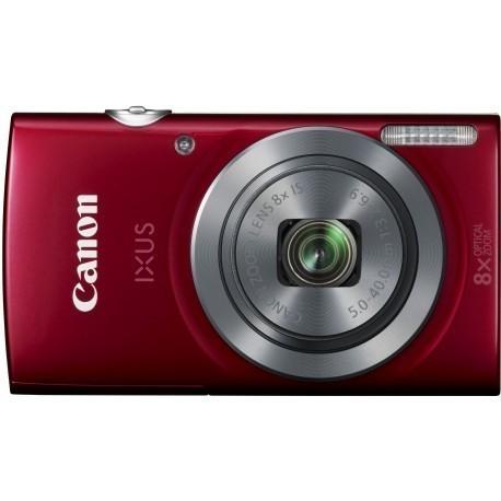 Canon Digital Ixus 165, punane