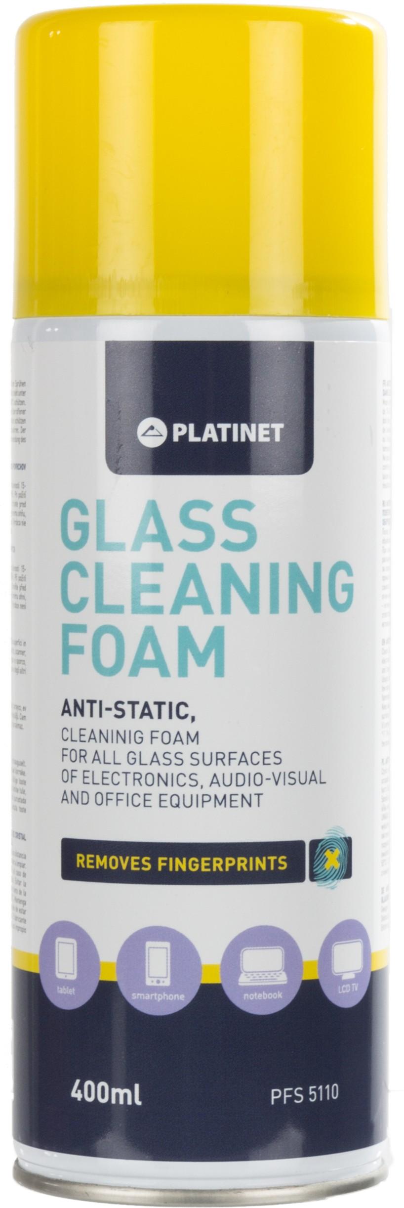 Platinet klaasipuhastuse vaht PFS5110 400ml