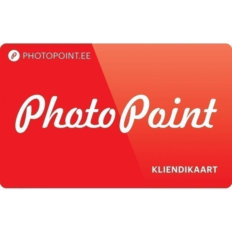 Photopointi kliendikaart