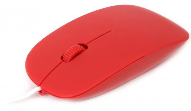 Omega pele OM-414 Optical, sarkana