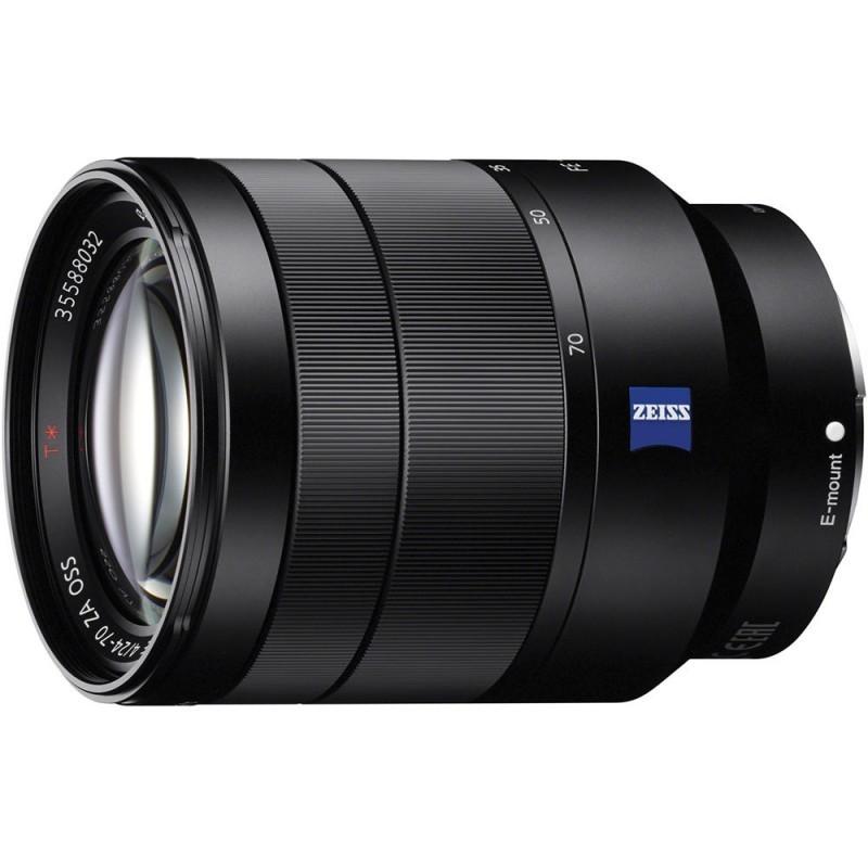 Sony Vario-Tessar T* FE 24-70mm f/4 ZA OSS objektiiv
