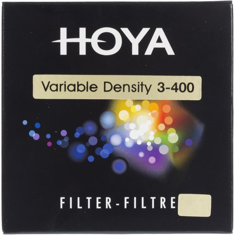 Hoya нейтрально-серый фильтр Variable Density 3-400 77мм