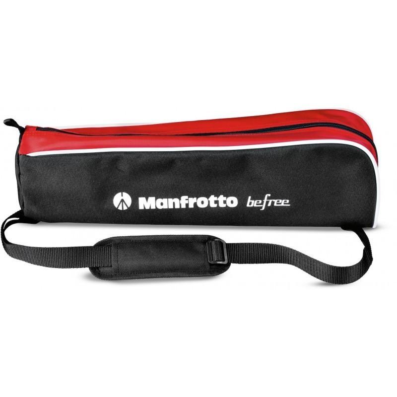 Manfrotto statiivikomplekt Befree Advanced MKBFRTA4BK-BH, must
