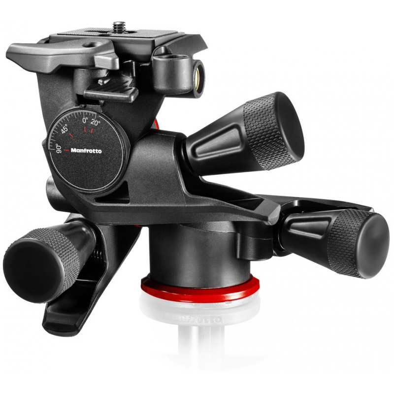 Manfrotto 3-way head X-PRO Geared