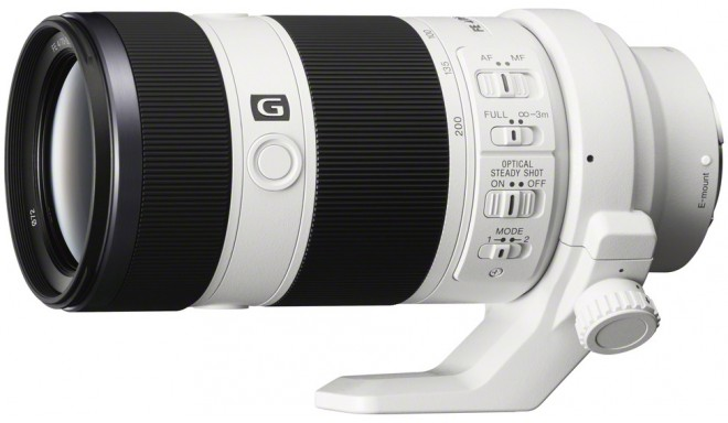 Sony FE 70-200mm f/4.0 G OSS objektiiv