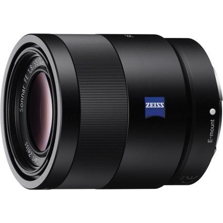 Sony Sonnar T* FE 55мм f/1.8 ZA объектив