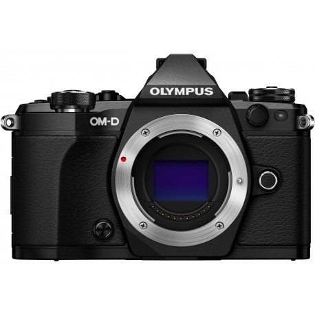 Olympus OM-D E-M5 Mark II  body, black