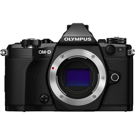 Olympus OM-D E-M5 Mark II  korpuss, melns