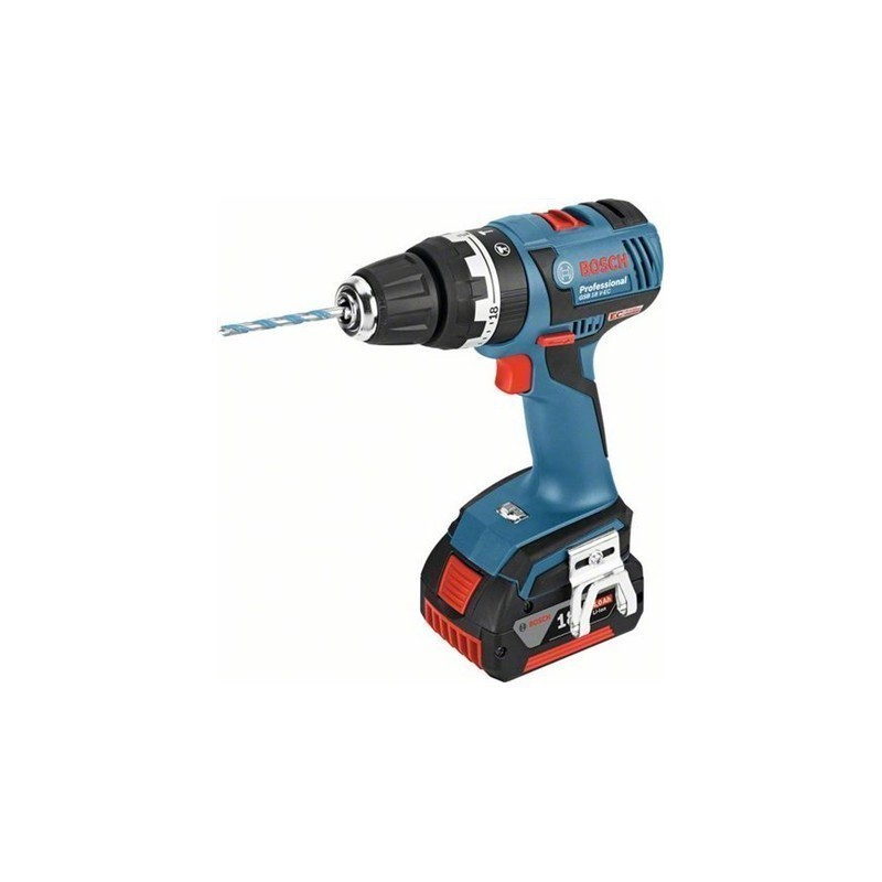 bosch cordless impact drill gsb 18 v ec 18 v cordless drills photopoint. Black Bedroom Furniture Sets. Home Design Ideas