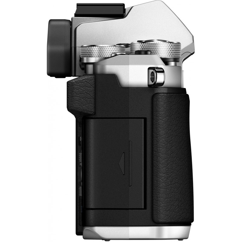 Olympus OM-D E-M5 Mark II + 14-42mm EZ Kit, silver