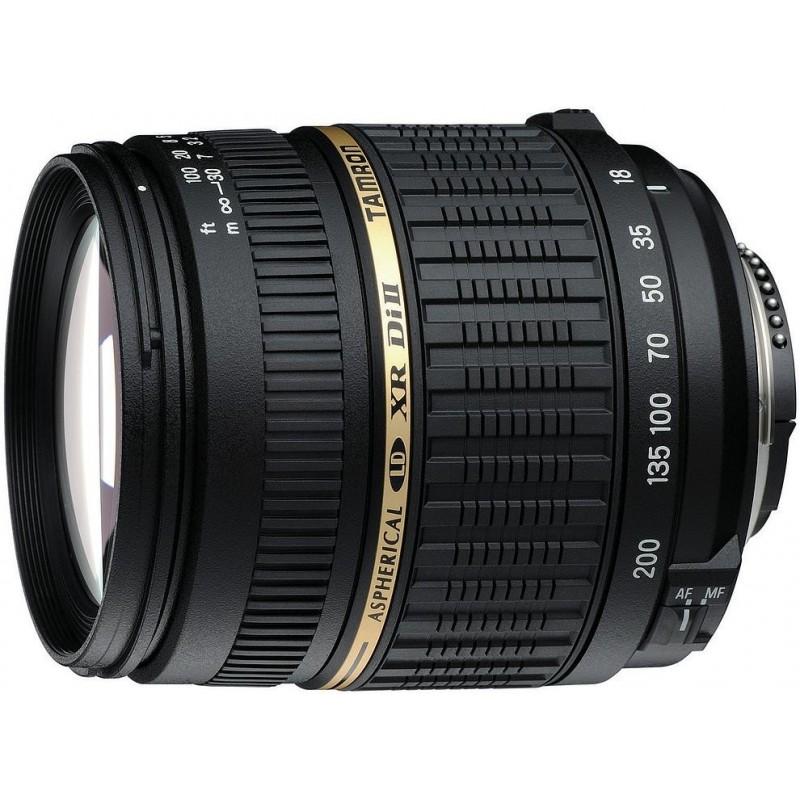 Pentax K-S2 + Tamron 18-200mm, must