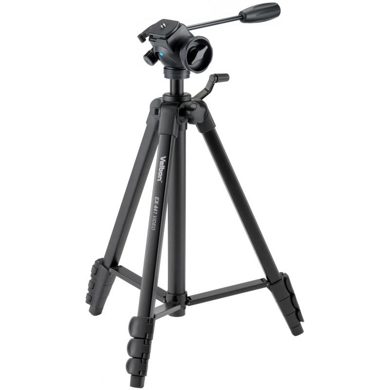 Velbon statiiv EX-447 Video + FHD-43M