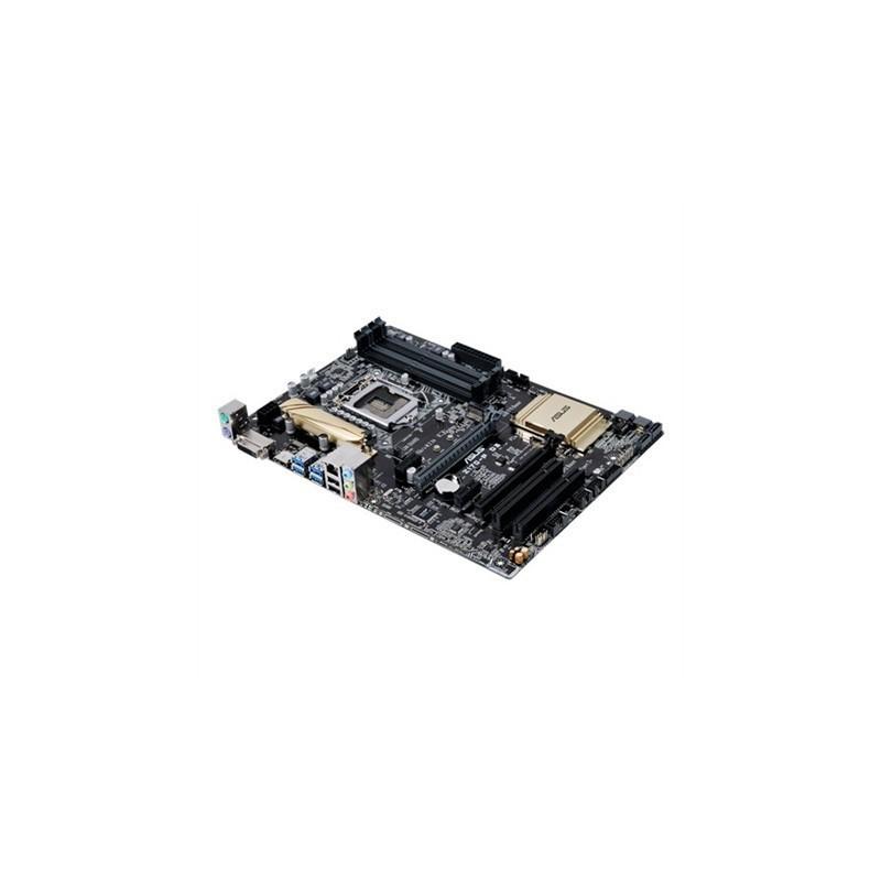 Asus Z170-P Processor family Intel, Processor