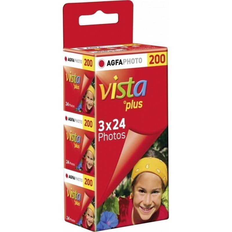 Agfaphoto film Vista Plus 200/24x3
