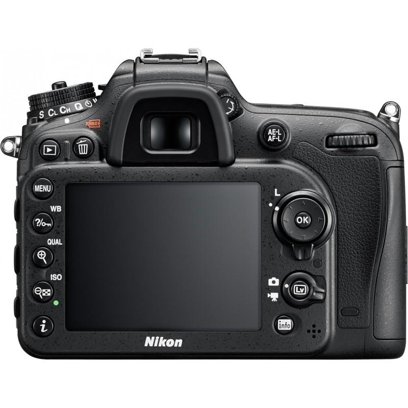 Nikon D7200 + Tamron 18-270mm VC PZD