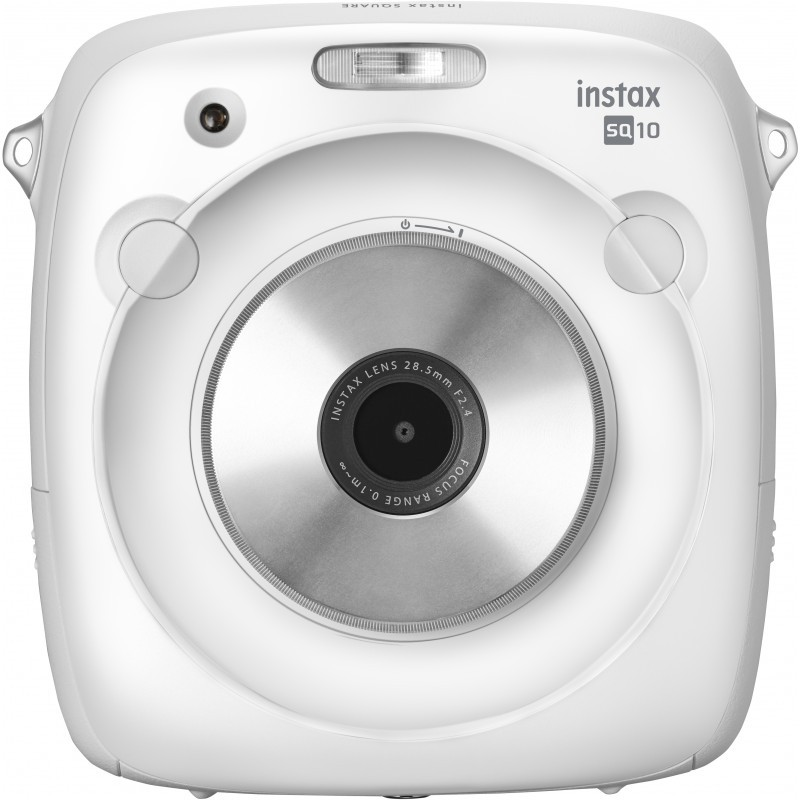 Fujifilm Instax Square SQ10, белый