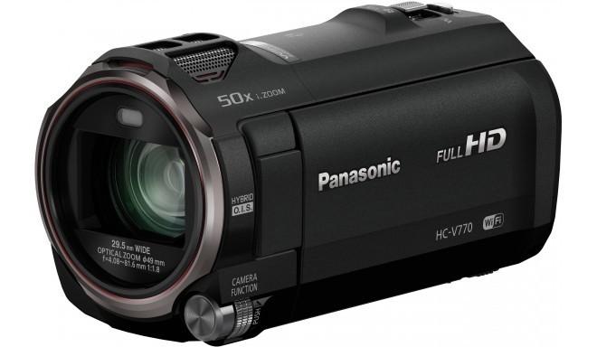 Panasonic HC-V770, чёрная