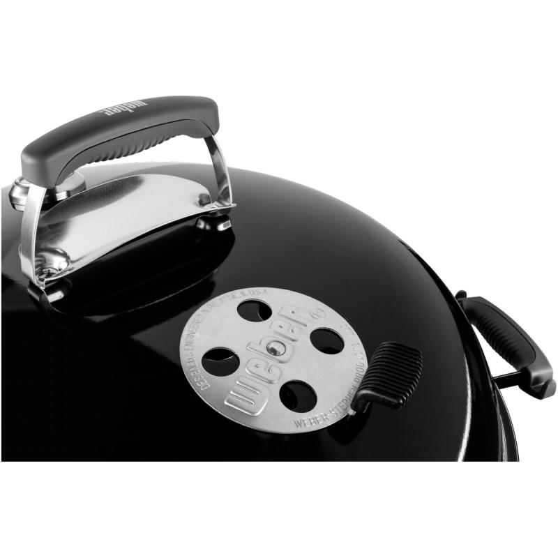 weber original kettle premium 57cm black 14401004 s egrillid photopoint. Black Bedroom Furniture Sets. Home Design Ideas