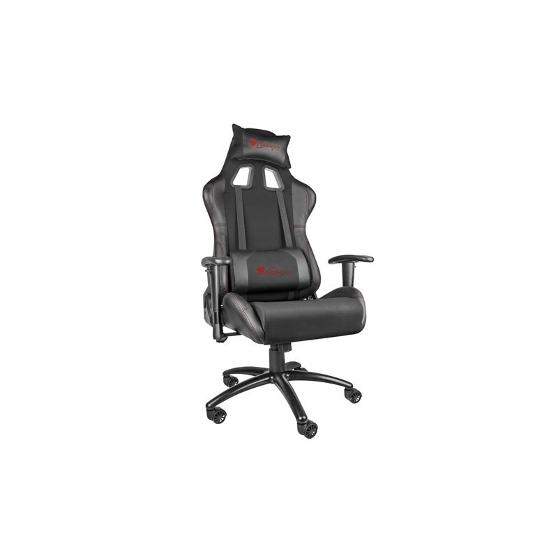Gaming Chair Genesis Nitro 550 Black Post Test офисные стулья Photopoint