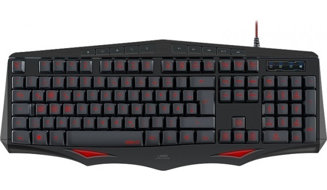 Speedlink klaviatuur Lamia (SL-670002-BKNC)