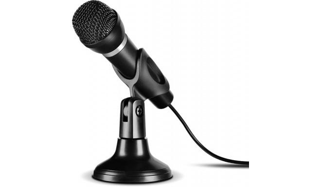 Speedlink mikrofon Capo (SL-800002-BK)