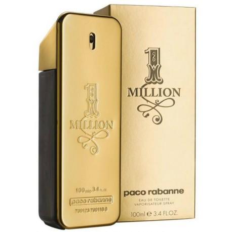 Paco Rabanne 1 Million Pour Homme Eau de Toilette 100ml