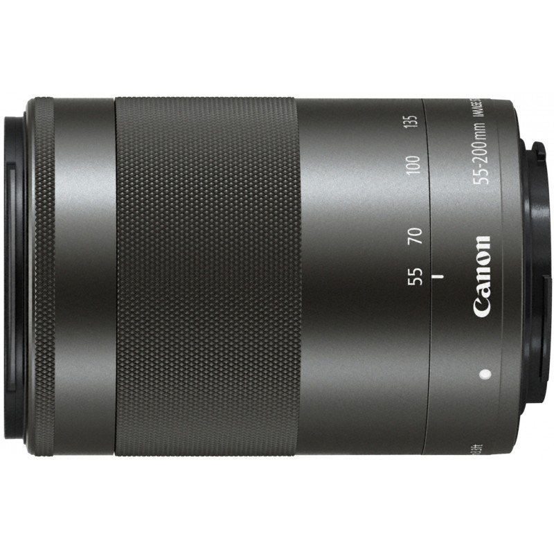 Canon EF-M 55-200mm f/4.5-6.3 IS STM objektiiv