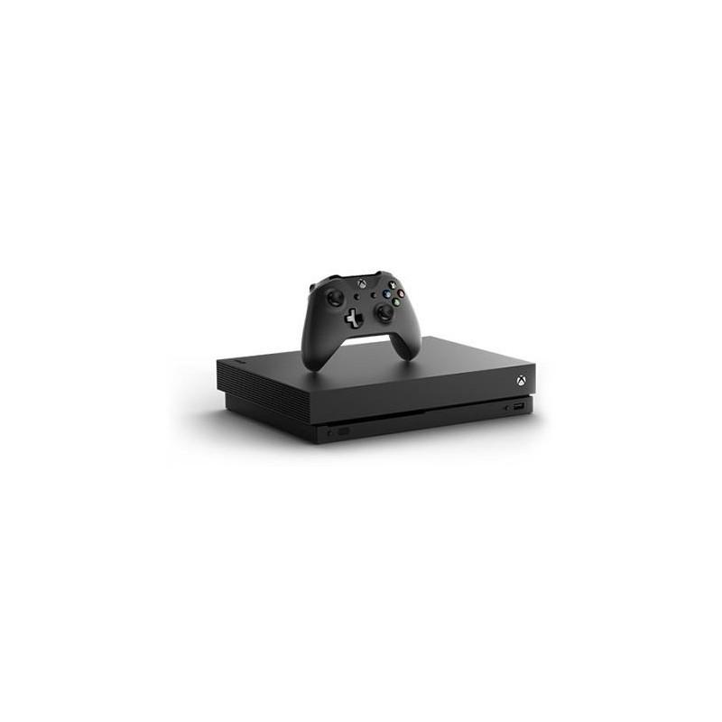 CONSOLE XBOX ONE X 1TB/BLACK MICROSOFT