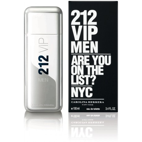 Carolina Herrera 212 VIP Pour Homme Eau de Toilette 100ml
