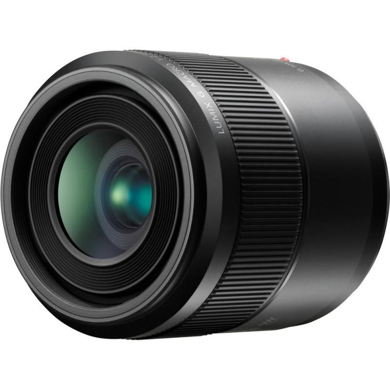 Panasonic Lumix G Macro 30mm f/2.8 ASPH. MEGA O.I.S. objektiiv