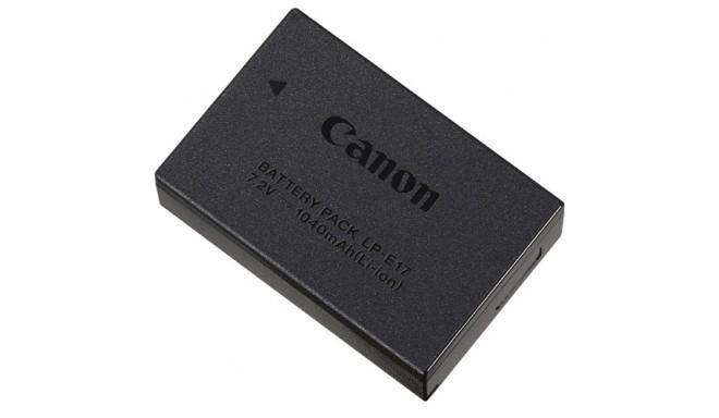 Canon akumulators LP-E17