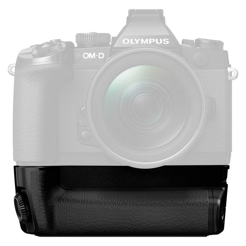 Olympus HLD-7 patareitald (E-M1)