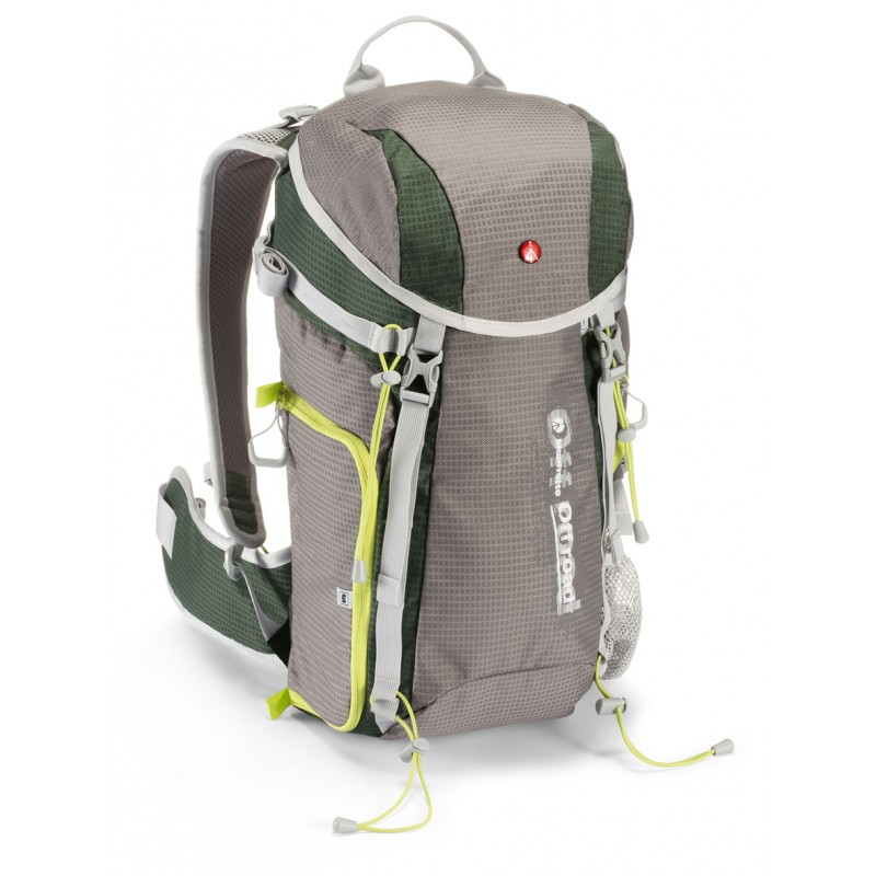 Manfrotto seljakott Hiker 20L, hall