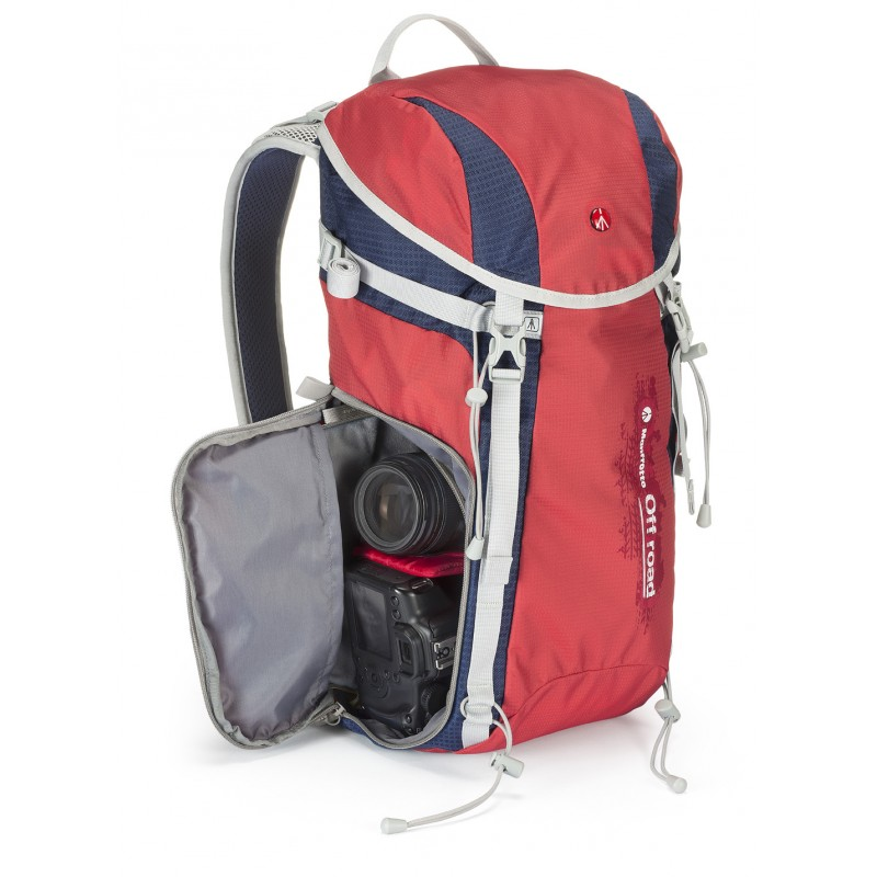 Manfrotto backpack Hiker 20L, red