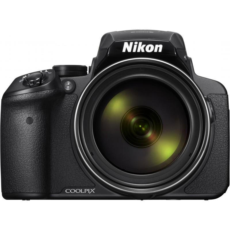 Nikon Coolpix P900, черный