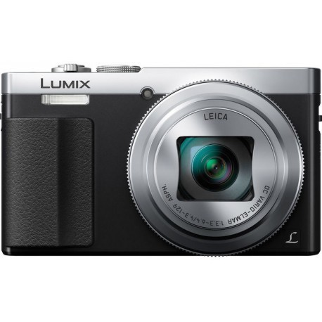 Panasonic Lumix DMC-TZ70, серебристый